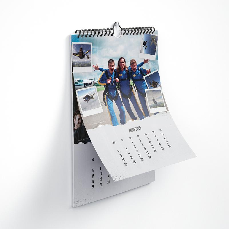 Killerpilze Kalender 2020 Calendar